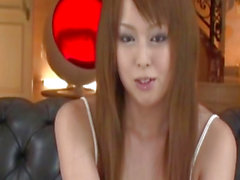 Ichika pretty Asian babe gets fondled, and has many toy insertions