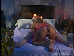 Leeanna Heart Is A Big Boobed Whore Riding Thick Hard Cock To Drink Hot Cum