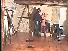 French slave submission