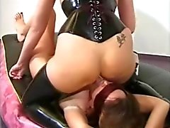 amateur, facesitting, domina, lesben