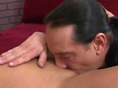 Lana Violet bangs until he cums