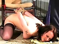Emily Sharpes bizarre food humiliation