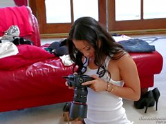 Attractive smoking hot asian stunner Asa Akira with perfectly shapped : Pornsharing nude movie