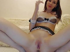 Beautiful Girl Amateur Webcam Pussy and Ass Masturbation xxx