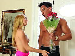 Barely Legal threatening-fearsome Taylor Whyte in Large Knob Legal Age Teenager Addicts three