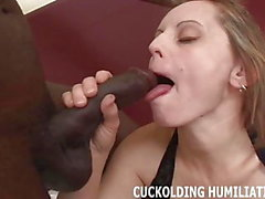 His big black cock can give me the orgasm I deserve
