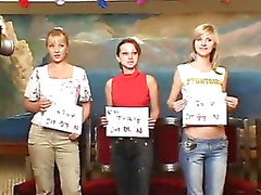 Russian audition censored