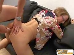 Librarian nasty granny fulfill her sex dream