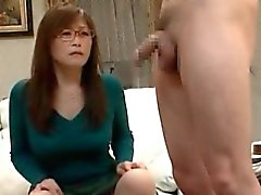 Nasty asian milf gets horny when part3