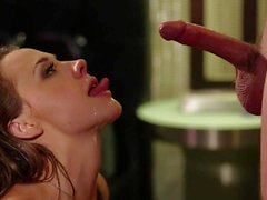 Lovely Chanel Preston gives handjob man won t soon forget