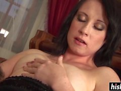 Three kinky friends have fun together
