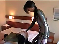 anal, bdsm, domina, latex, strapon