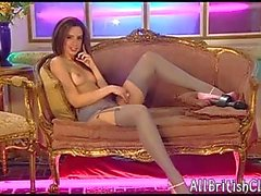 Ella Jolie Nylon Stockings