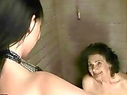 Hot grandma gets fucked rough