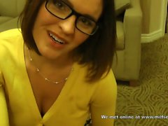 Getting a MILF from Milfsexdating Net pregnant
