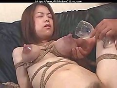 Bound Tits Lactation