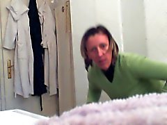 Hidden Cam Maid changing clothes 04