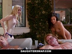 DaughterSwap - Grand Daughters Gets Fucked