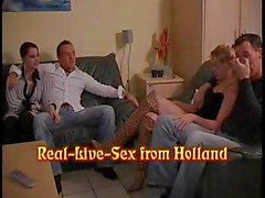 Real sex from Holland