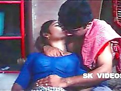 Mallu Maid oil massage