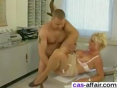 German Vintage Sex Session