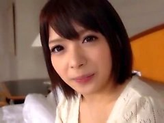 Hot Japanese Babe Doing Solo Masturbation