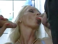 Sandra Foxxx German Mature