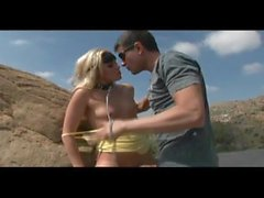 michael stefano, ruby rider, bdsm, blondine, blowjob