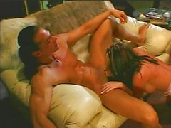 pipe, brunette, caucasien, couple, cum shot