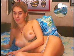 Video Chat Naughty Babe Flashing Pussy P1 Hd