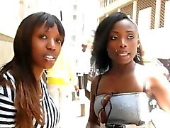 Must see these stunning amateur african lesbians on camera!