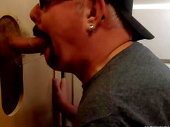 Youthful Married Boy At Gloryhole For Head