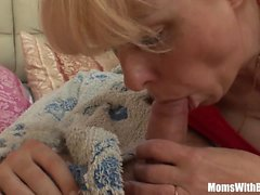 anal, gros seins, blond, pipe, doggystyle