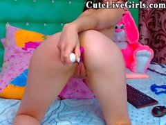 Foot Fetish Wild Russian Playing 01