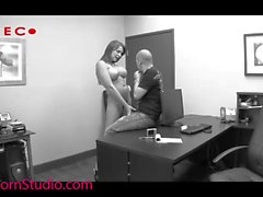 Casting giant tit porn hooker fucked and swal