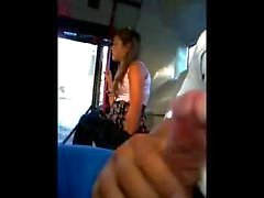 bus masturbation turkish 1