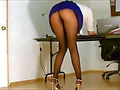Office Upskirt