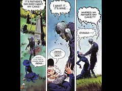 creepshow father's day scary story