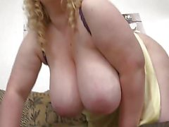 BIG busty natural mother needs a good fuck