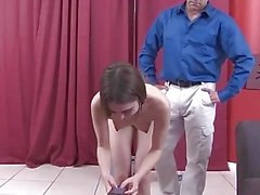 Riley Reid - Dad's Discipline