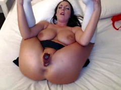 Webcam milf with breast milk live hardcore masturbate
