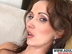 Lush stepmom megan wishes to fuck hard delicate step son