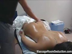 Sexy Teen Caught Fucking Massage Therapist on Hidden Camera!