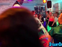 Cfnm party czech drilled