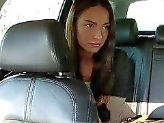 amateur, amateur- porno-videos, blowjob aktion, taxifahrern, auto