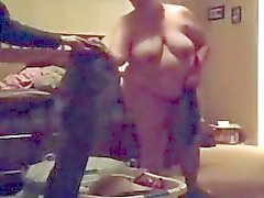 my busty chubby mom on voyeur camera
