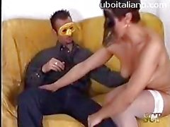 Coppia italiana prima volta in video Italian couple first time