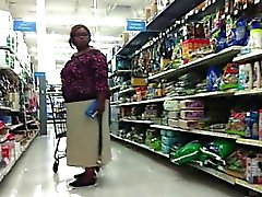 Bbw shopping Tiesha from 1fuckdatecom