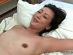 Sexy asian babe goes crazy part6