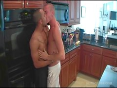 Young Dustyn and Ty Kitchen Fuck